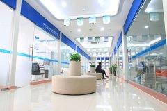 南京耳鼻喉医院诊室走廊